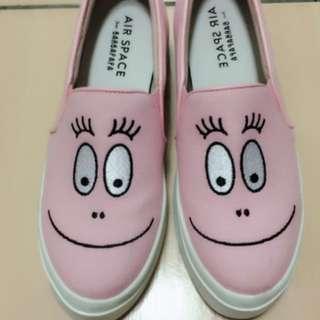 泡泡先生厚底休閒鞋