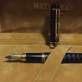 Waterman750k金咀墨水筆