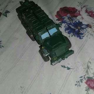 Bonecrusher - Transformers ROTF