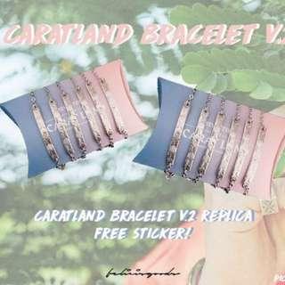 SEVENTEEN Caratland Bracelet V.2