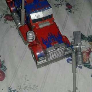 Optimus Prime - Transformers film