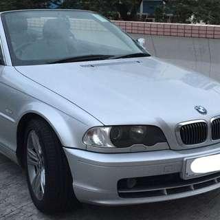 BMW 325CI CONV 2001