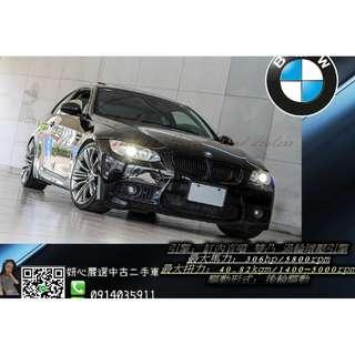 2009 BMW E92 335 M套件 一階 黑