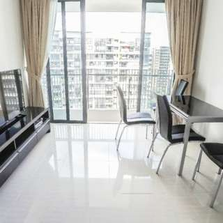 Pasir Ris like new Condo 2 bedrooms the Palette!