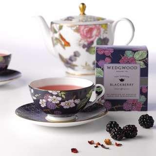 包郵 WEDGWOOD Tea Garden 花茶