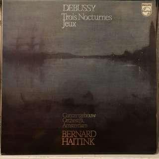Debussy Trois Nocturnes Jeux Haitink Philips 9500674