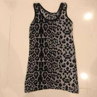 Dress Loreng