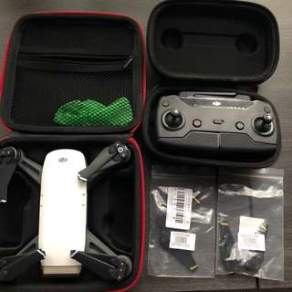 DJI SPARK FLYMORE PACKAGE