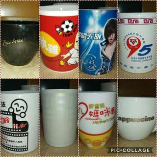 廣告杯8只 Advertising Cup 8 only