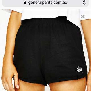 Stussy Shorts Black 10