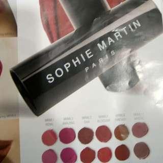 Silky Matte Lipstick