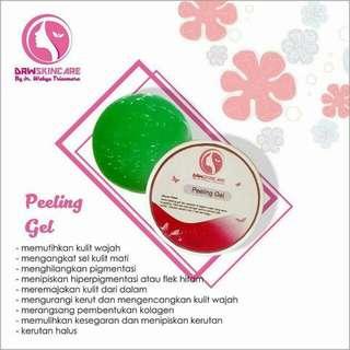 Peeling gel