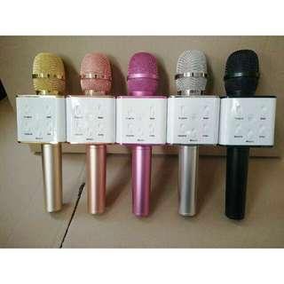 Q7 Bluetooth Microphone Q7 Microphone Bluetooth