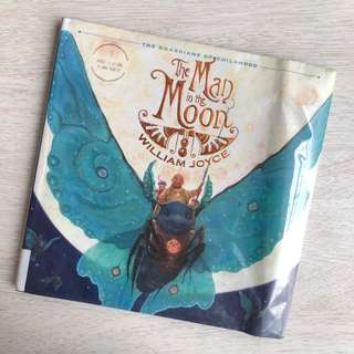 [Hardcover] The Man in the Moon - William Joyce (Preloved)