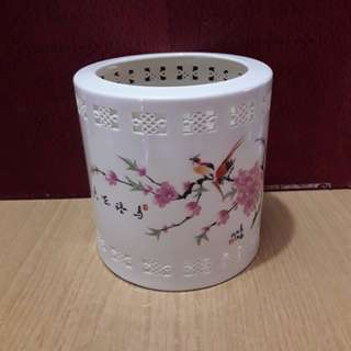 Porcelain Pen Holder (Large)-2