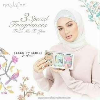 Serenity Perfume By Naelofa