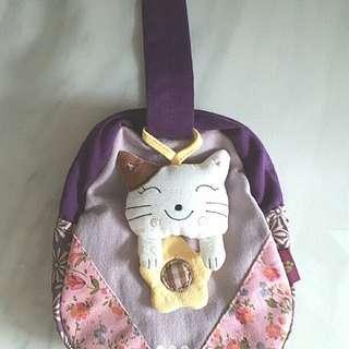 Kids cat bag