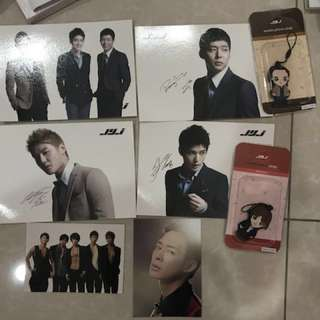 JYJ Official PC + Korean made phonestrap