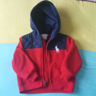 Ralph Lauren Jacket Sweater