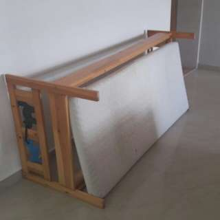 Bed Frame (for kids) for blessing