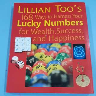 Lilian Too's Lucky Numbers