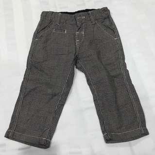 Celana Panjang Petak kecil