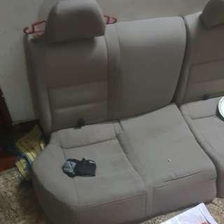 Proton Gen2 OEM Rear Seat