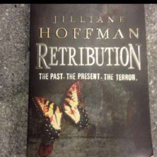 Special offer: Retribution By Jilliane Hoffman - The Past. The Present. The Terror