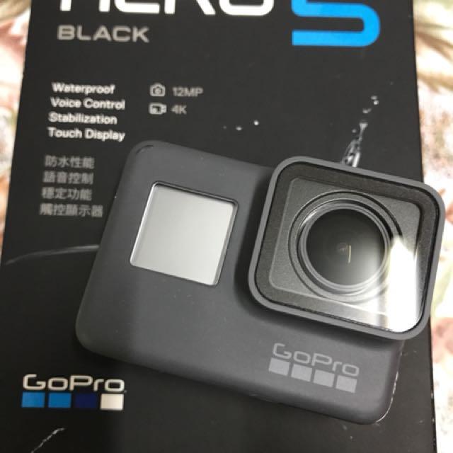 保固到2018.08.31 GoPro Hero5 運動攝影機
