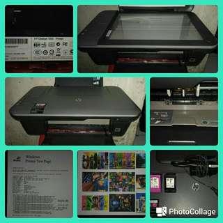 Hp deskjet 1050 (scan, copy, print)
