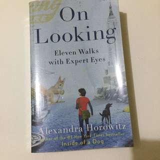 Onlooking by Alexandra Horowitz