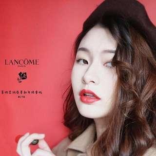 Lancome L'Absolu Rouge 瑰麗豐盈唇膏 Lancôme 178 lancome#178 唇膏 新年 限量版 Lancôme CNY lipstick