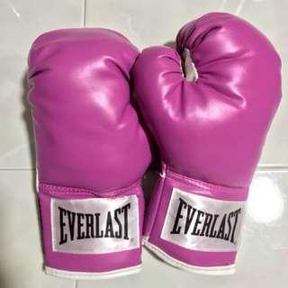 Everlast Wrist Strap Training Gloves 12oz