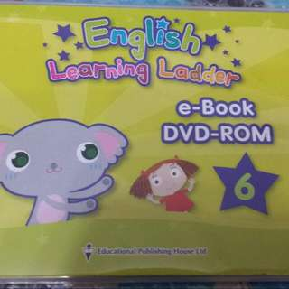 English Learning Ledder DVD-ROM