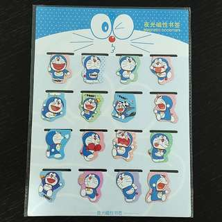 Doreamon Magnetic Bookmark