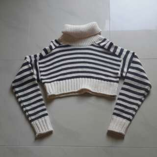 Zara knit sweater BNWT