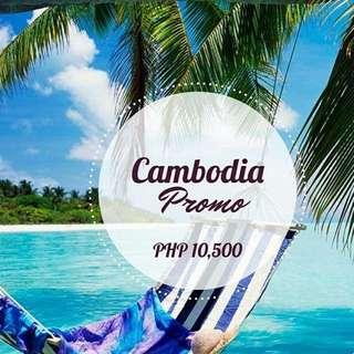 Cambodia All In!