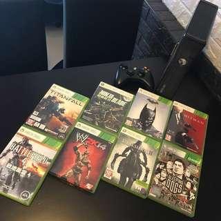 Xbox 360 Games Set $200