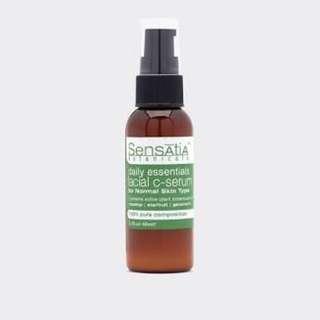 Sensatia Botanicals Facial C-Serum for Normal Skin