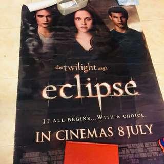 Twilight Sequel : Eclipse Poster