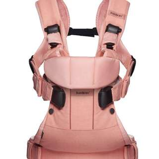 Baby Bjorn Carrier Pink Baby