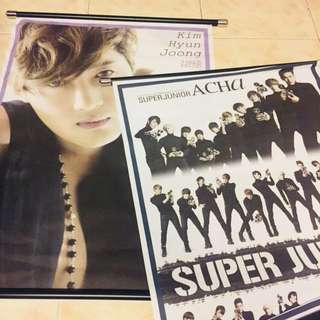 Super Junior & Kim Hyun Joong