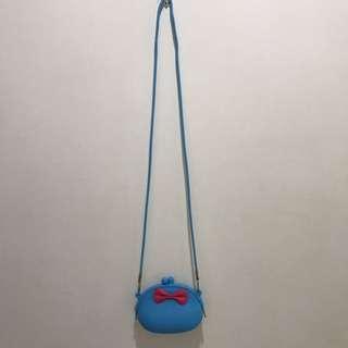 Blue Sling Bag for Kids