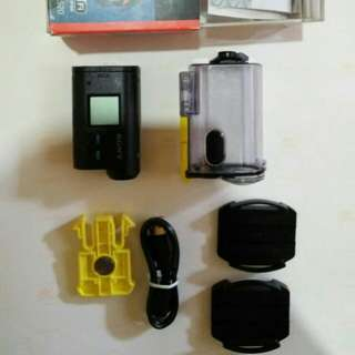 Action Camera SONY HDR-AS20