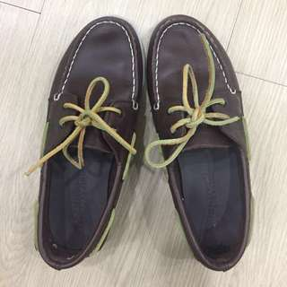 Authentic Topsider Sperry Shoes