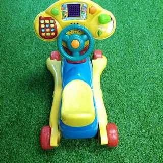 Vtech Grow n Go ride on