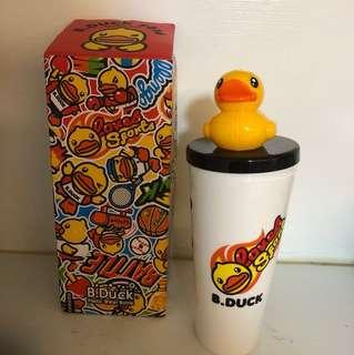 新品B.Duck 膠水杯