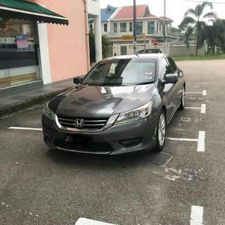 HONDA ACCORD 2.4(A) 2014