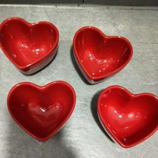 Heart Shape Mini Bowl