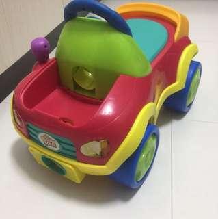 Bright Starts Ride on Car